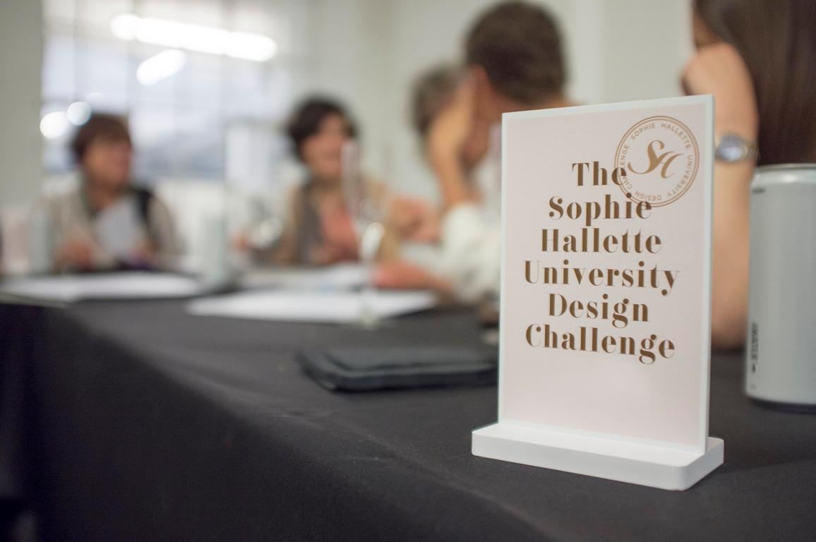 Sophie Hallette University Design Challenge