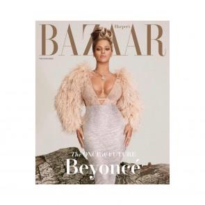 Queen B portant notre dentelle pour la couverture de @harpersbazaarus ça nous rend tous crazy in love 🤯😍✨